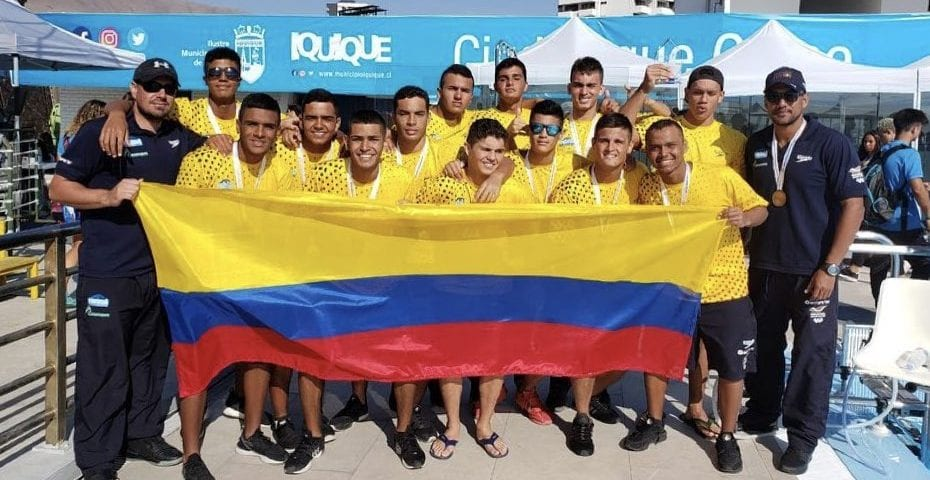 Water polo in Colombia