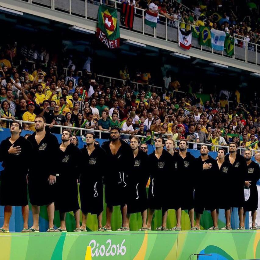 Brazil national team - Rio 2016