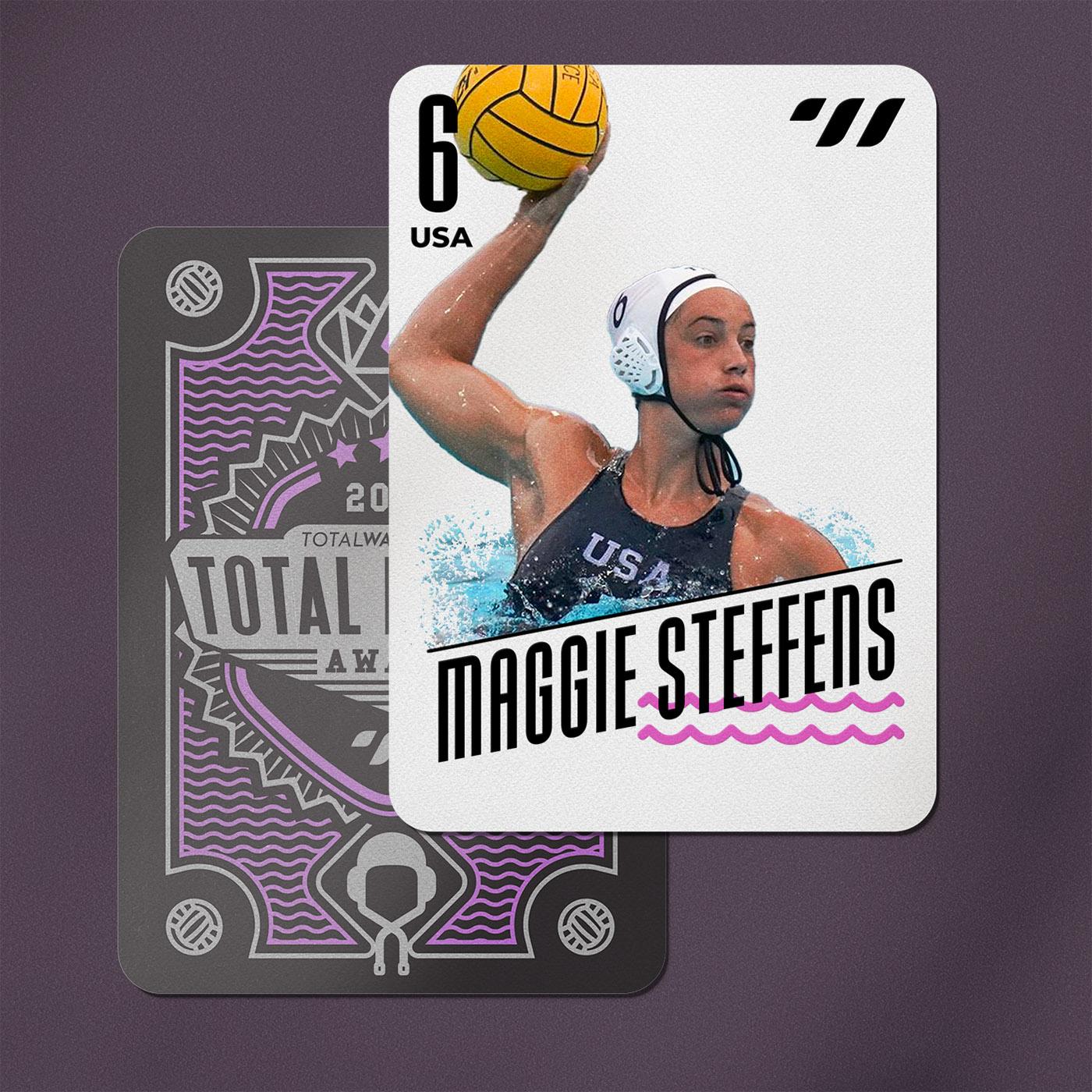 LEFT SIDE - Maggie Steffens (USA)