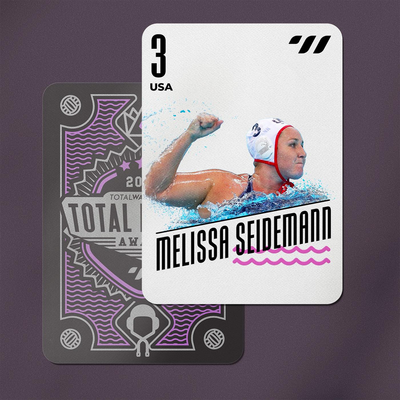 CENTER BACK - Melissa Seidemann (USA)