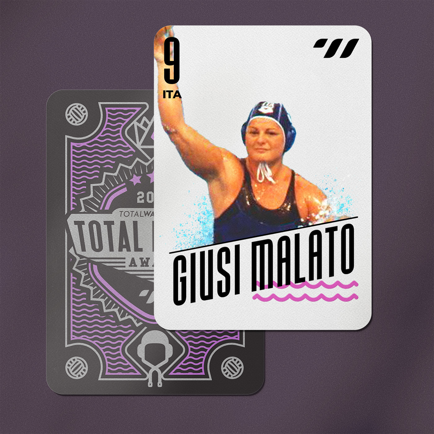 CENTER FORWARD - Giusi Malato (ITA)