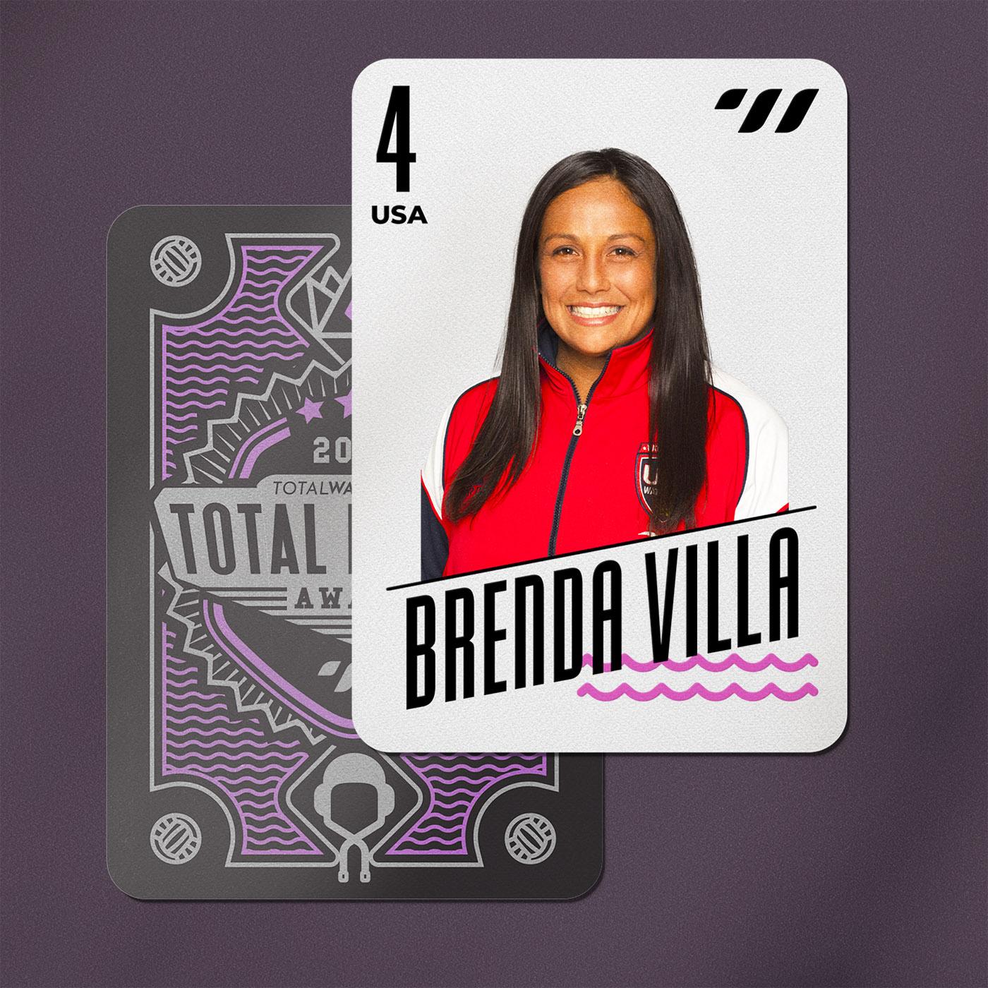 RIGHT SIDE - Brenda Villa (USA)