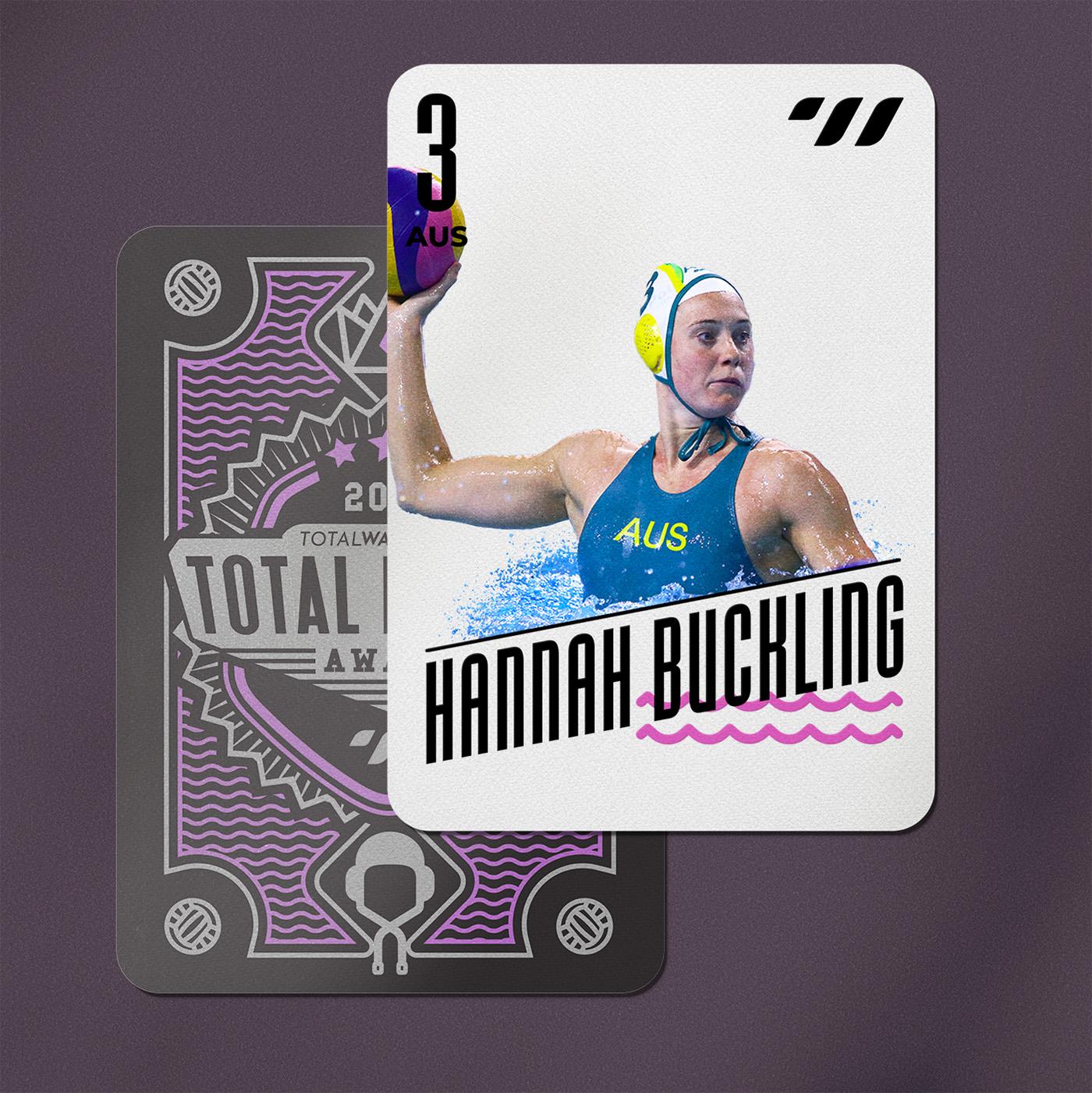 CENTER BACK - Hannah Buckling (AUS)