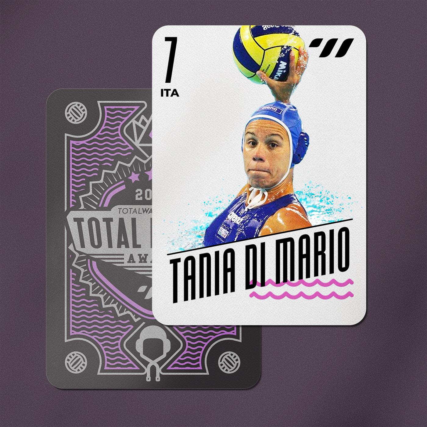 RIGHT SIDE - Tania Di Mario (ITA)