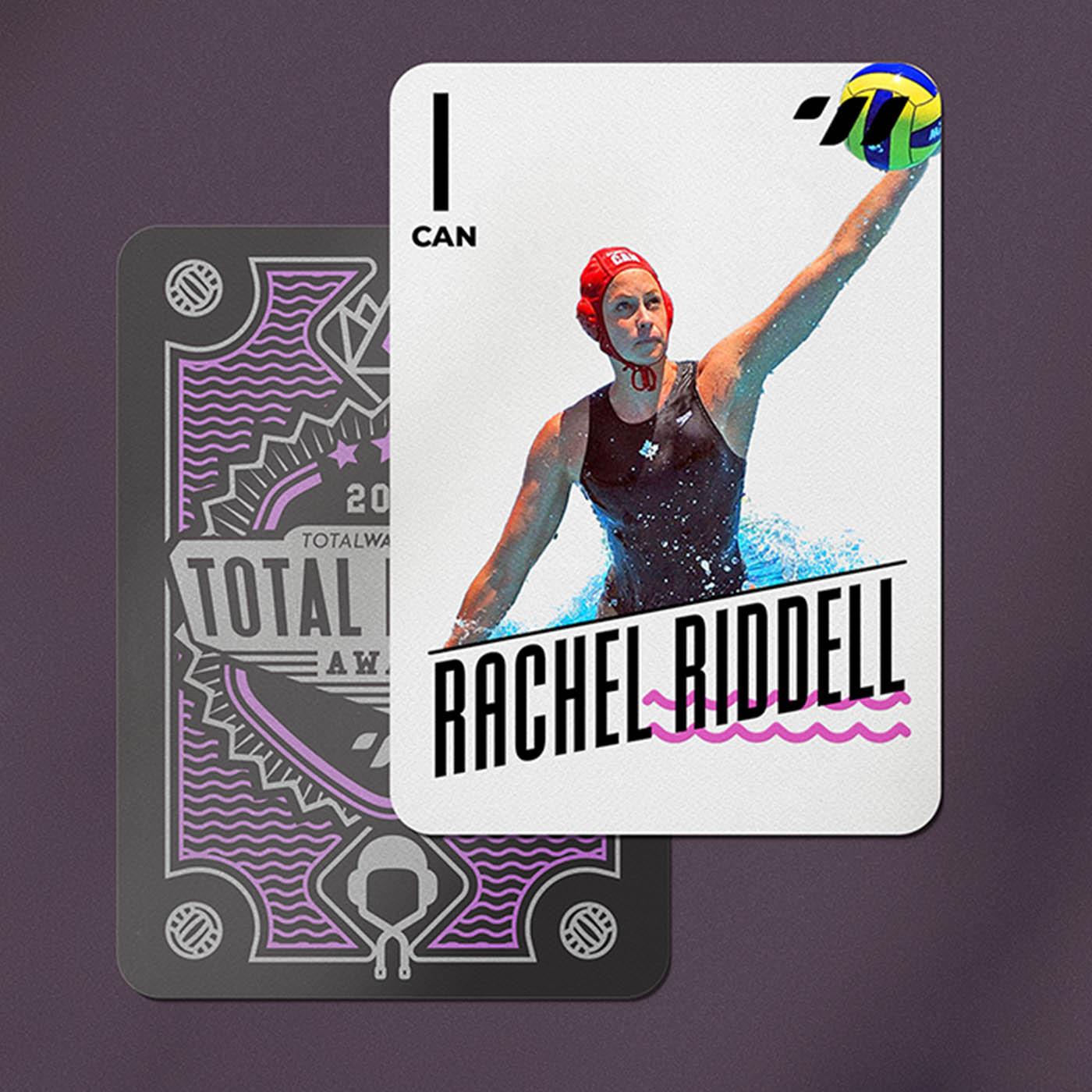 GOALKEEPER - Rachel Riddel (CAN)