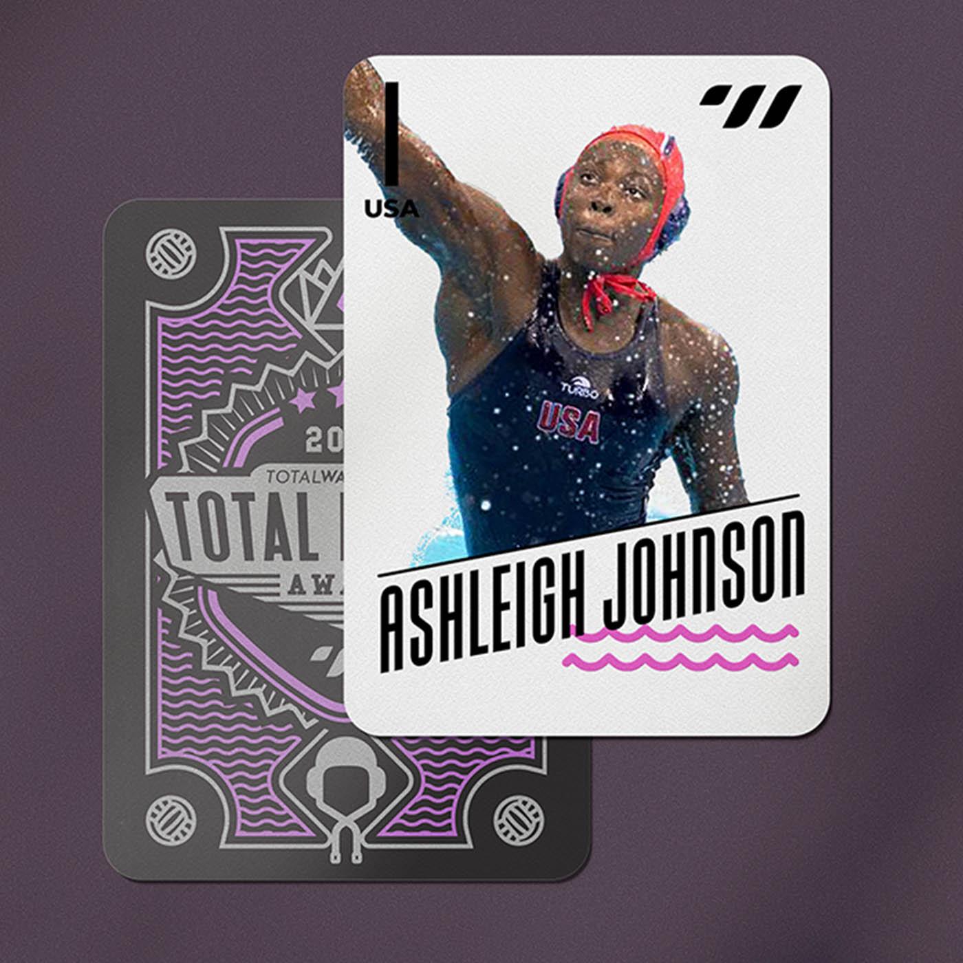 GOALKEEPER - Ashleigh Johnson (USA)