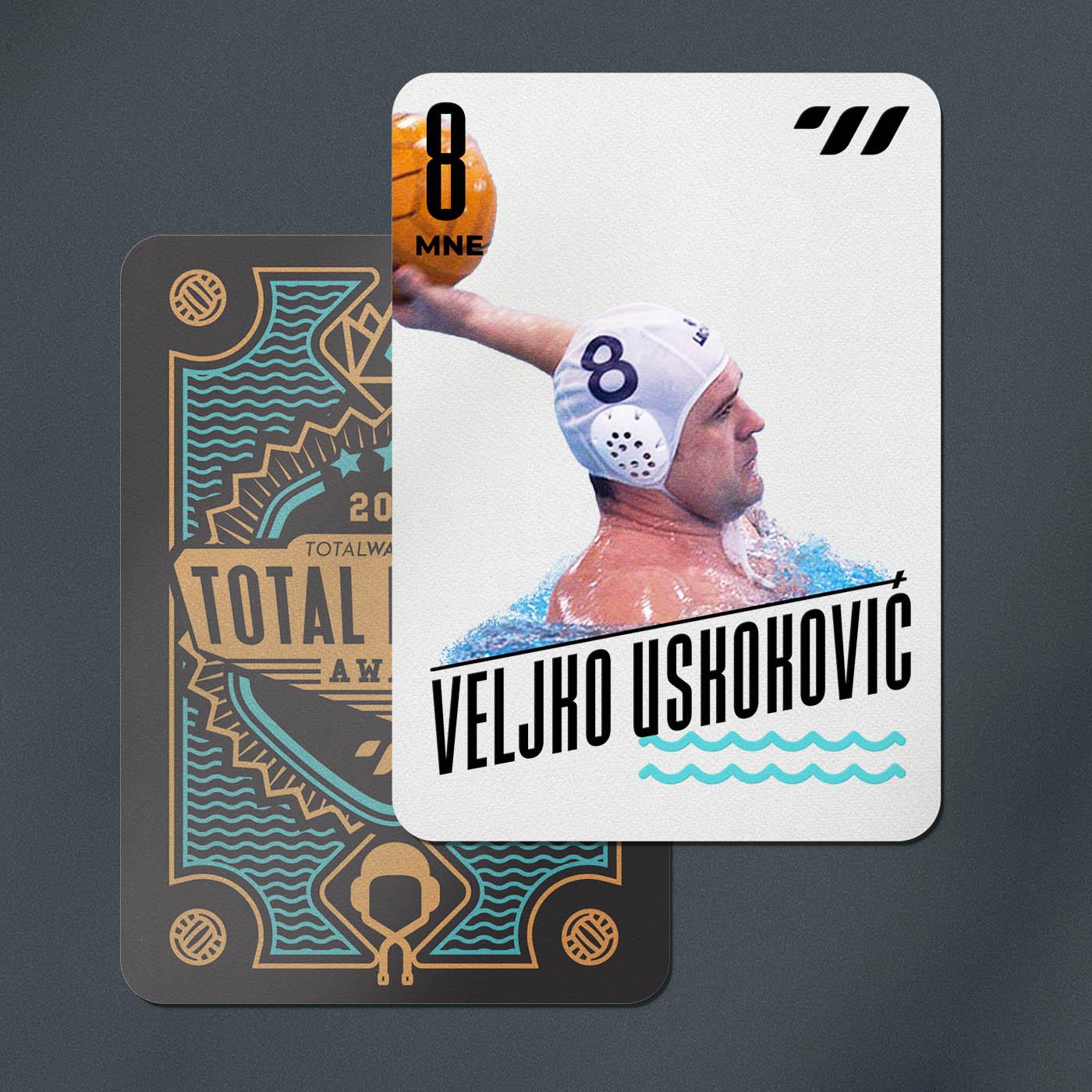 RIGHT SIDE - Veljko Uskokovic (MNE)