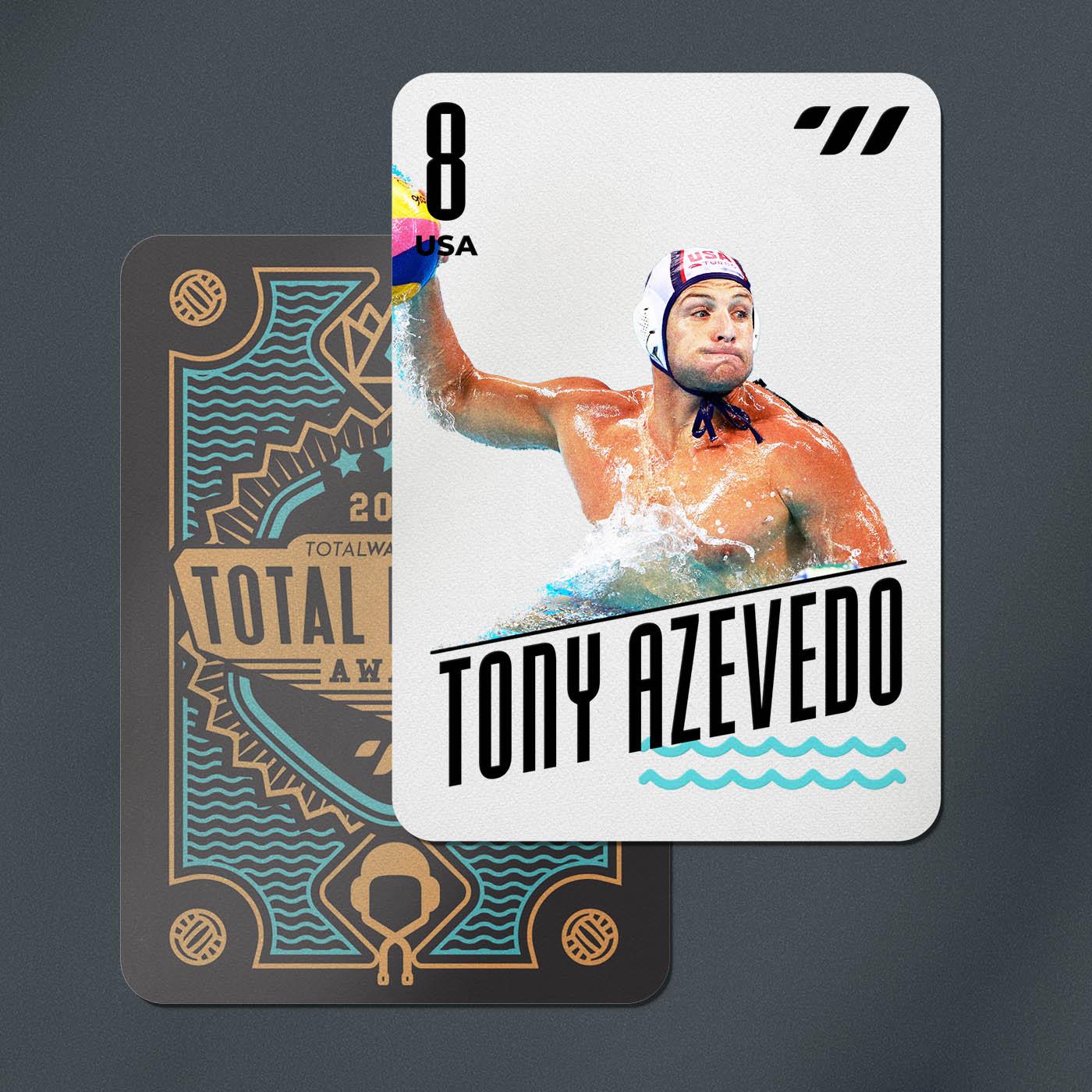 LEFT SIDE - Tony Azevedo (USA)