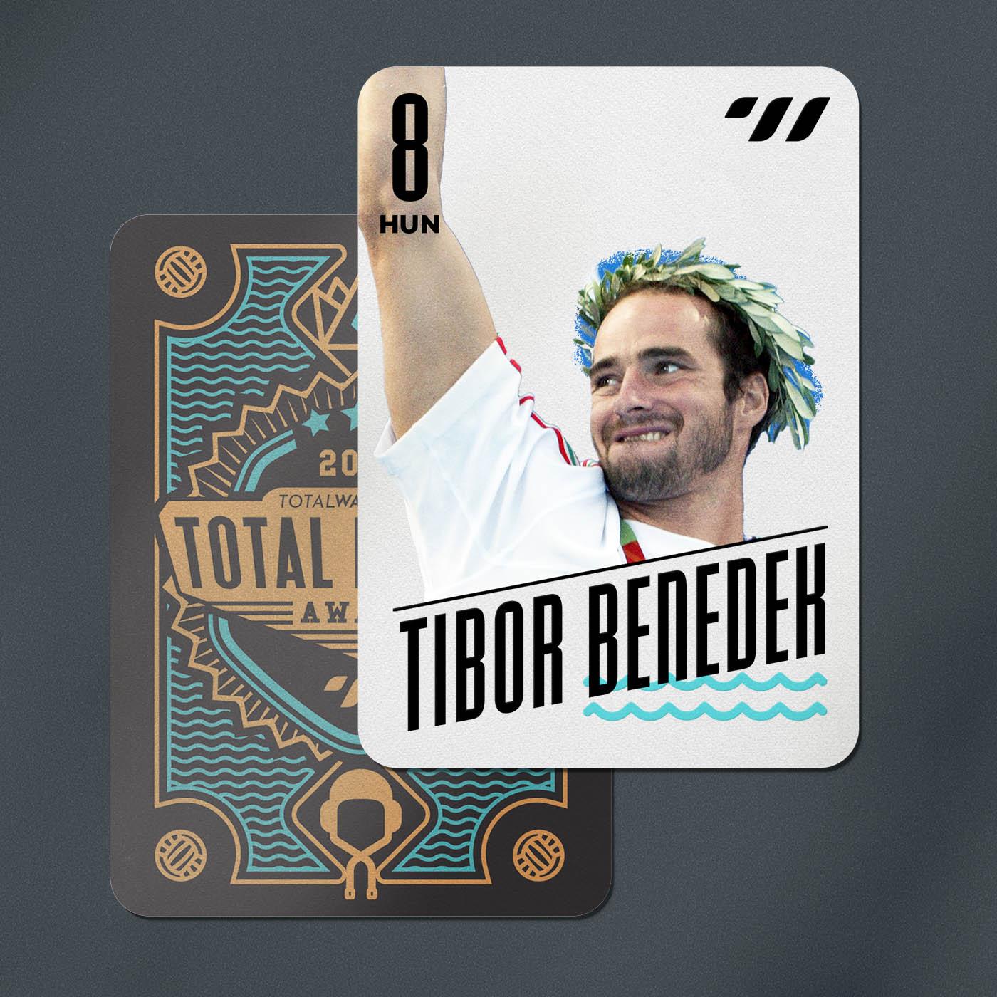 RIGHT DRIVER - Tibor Benedek (HUN)