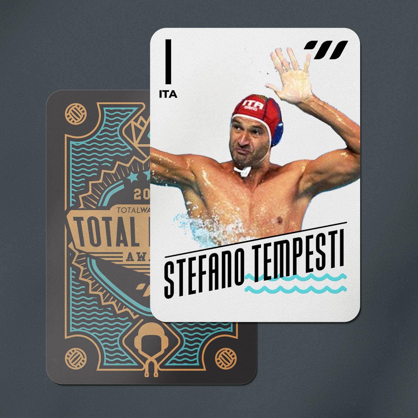 GOALKEEPER - Stefano Tempesti (ITA) | Cpt.
