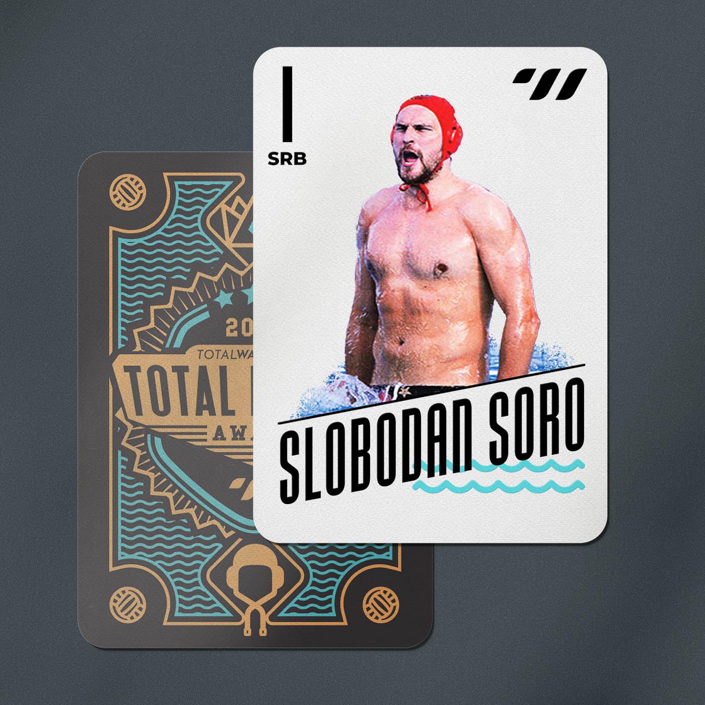 GOALKEEPER - Slobodan Soro (SRB)