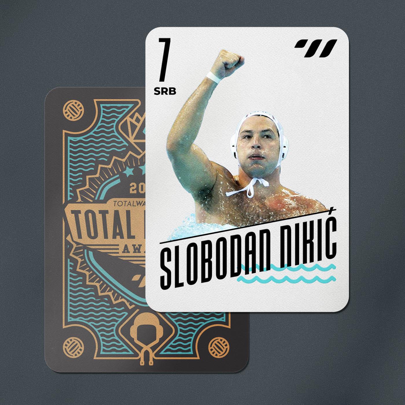 CENTER FORWARD - Slobodan Nikic (SRB)
