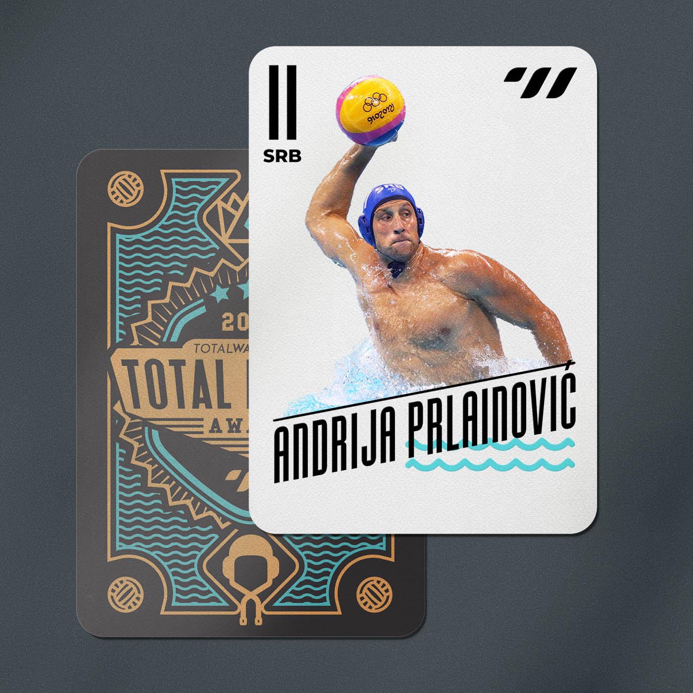 LEFT SIDE - Andrija Prlainovic (SRB)