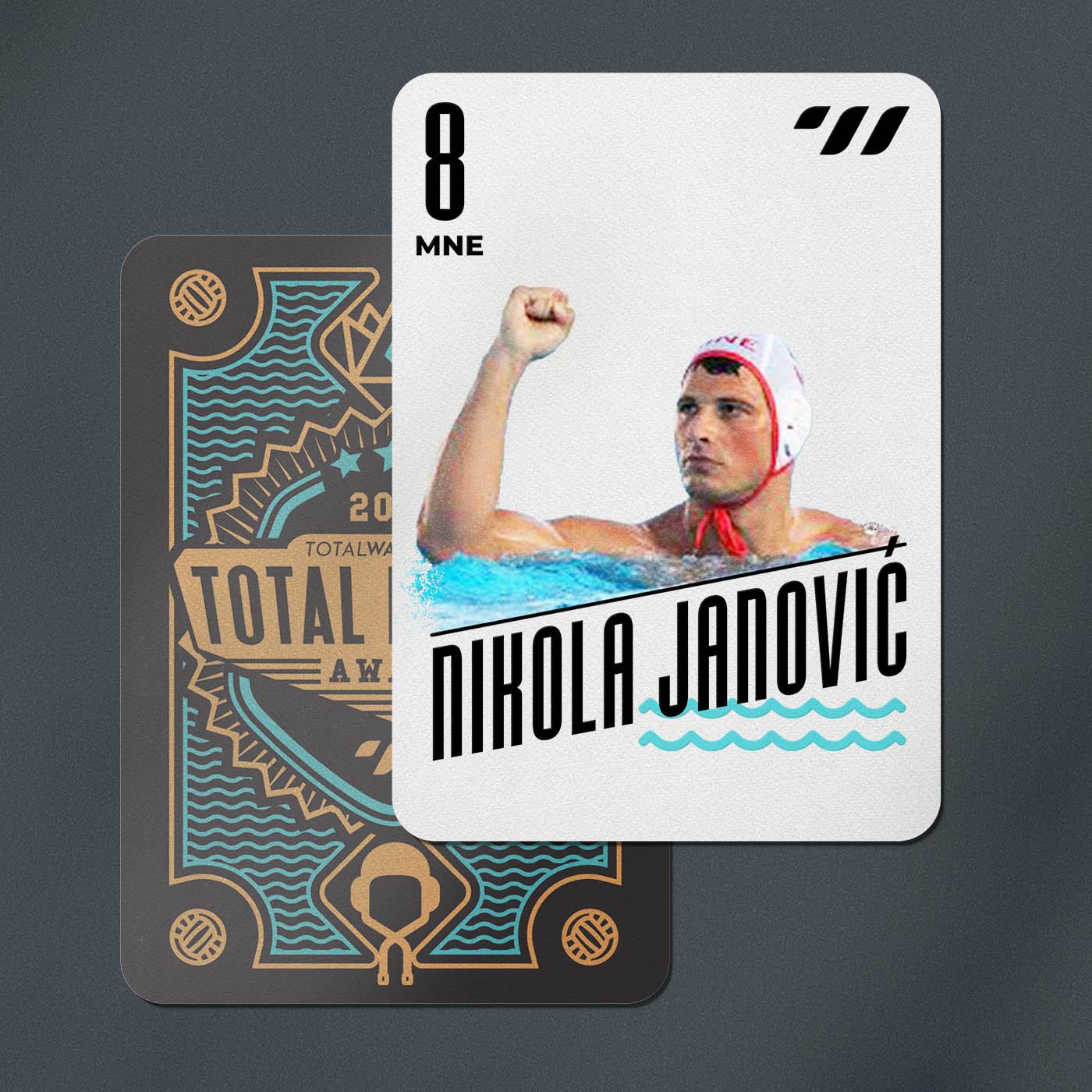 LEFT SIDE - Nikola Janovic (MNE)