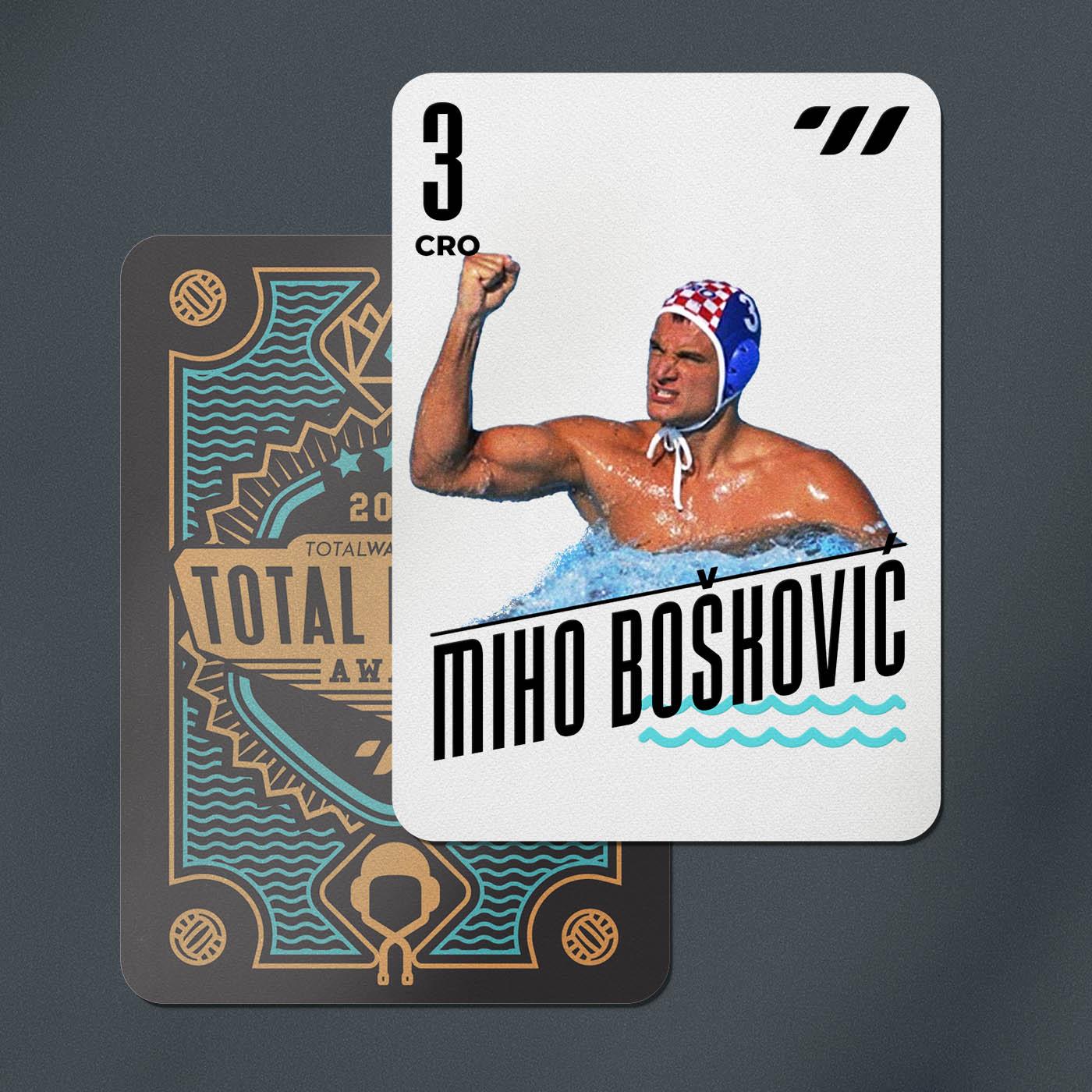 RIGHT SIDE - Miho Boskovic (CRO)