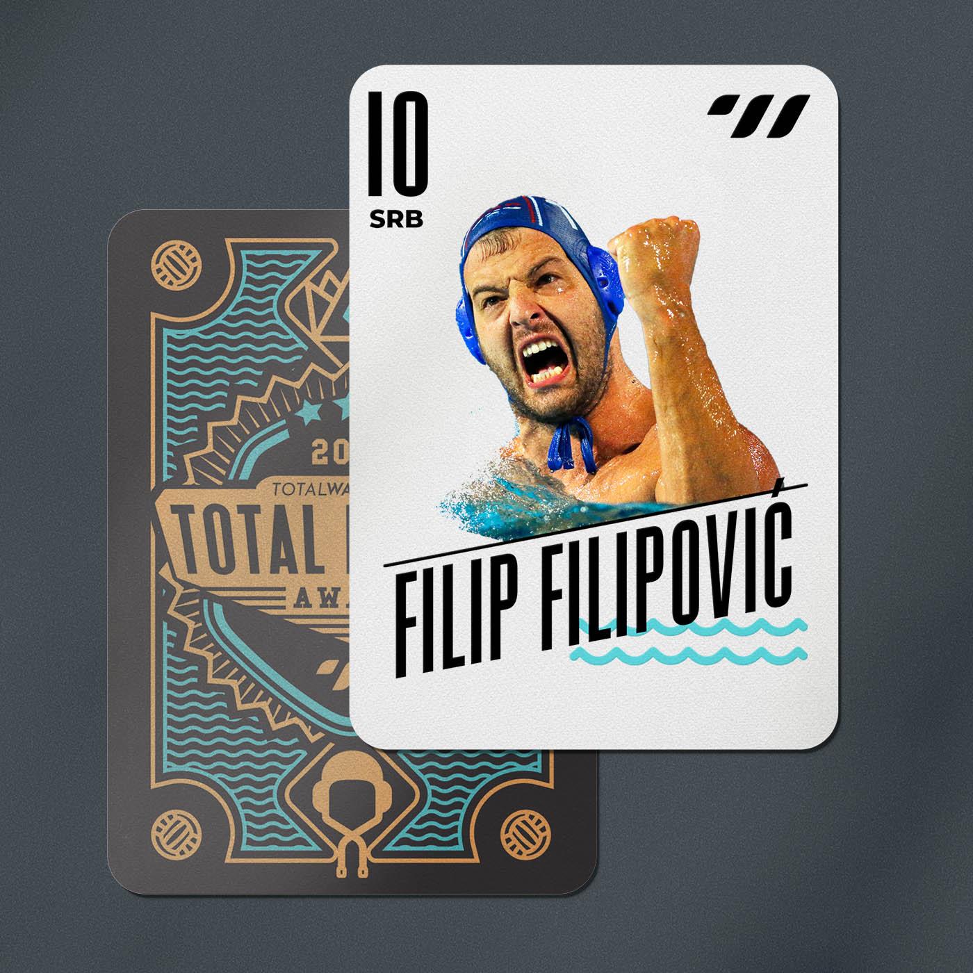 RIGHT SIDE - Filip Filipovic (SRB)