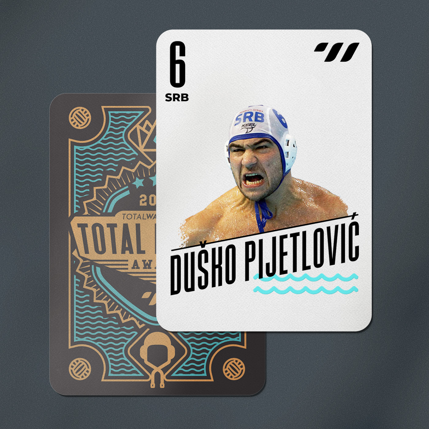 CENTER FORWARD - Dusko Pijetlovic (SRB)