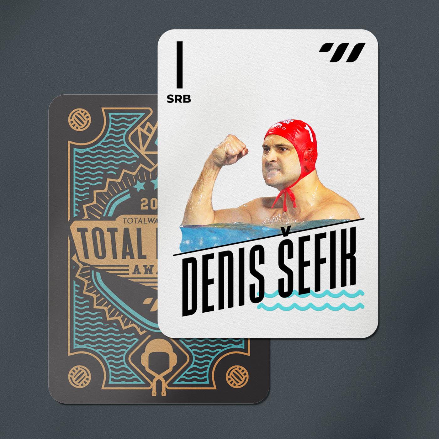 GOALKEEPER - Denis Sefik (SRB)