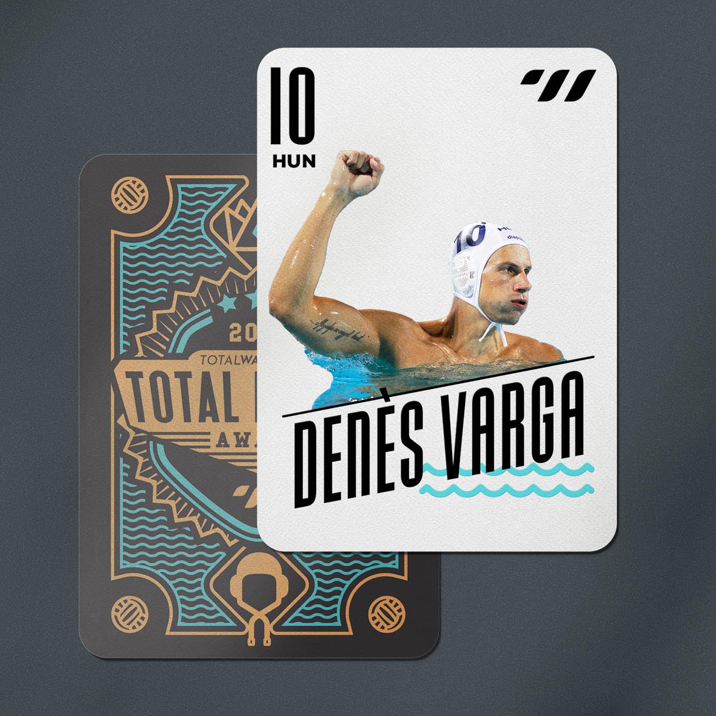 LEFT DRIVER - Denes Varga (HUN)
