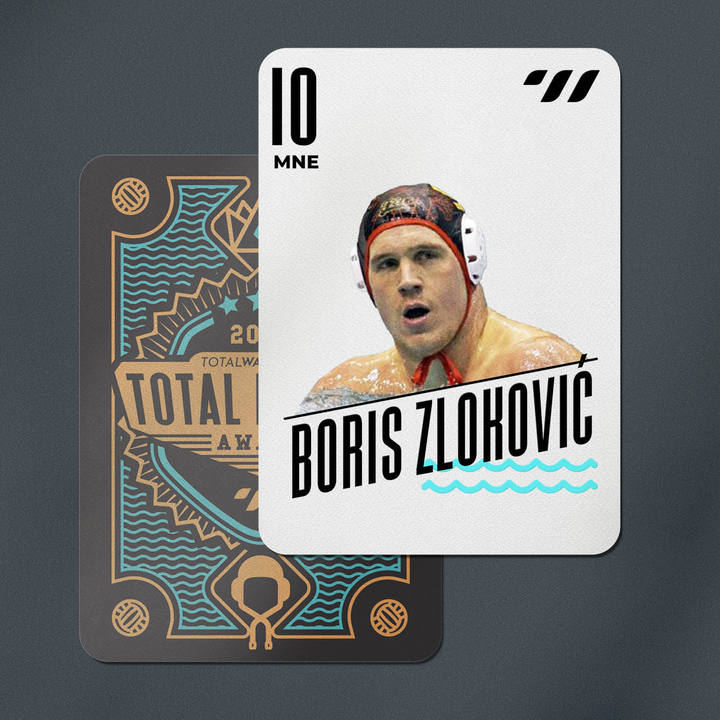 CENTER FORWARD - Boris Zlokovic (MNE)