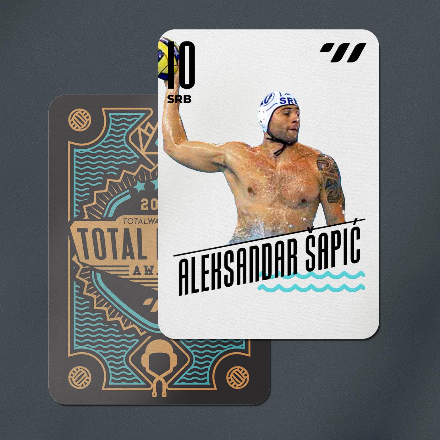 LEFT WING - Aleksandar Sapic (SRB)