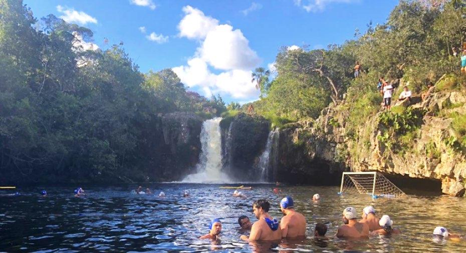 Water polo in Brazil