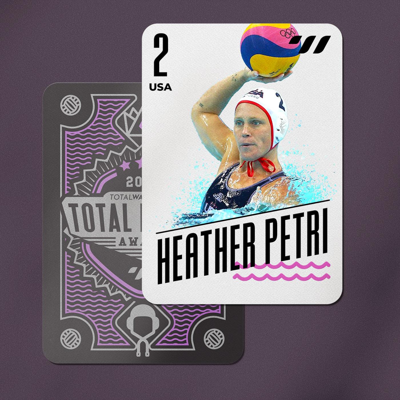RIGHT SIDE - Heather Petri (USA)