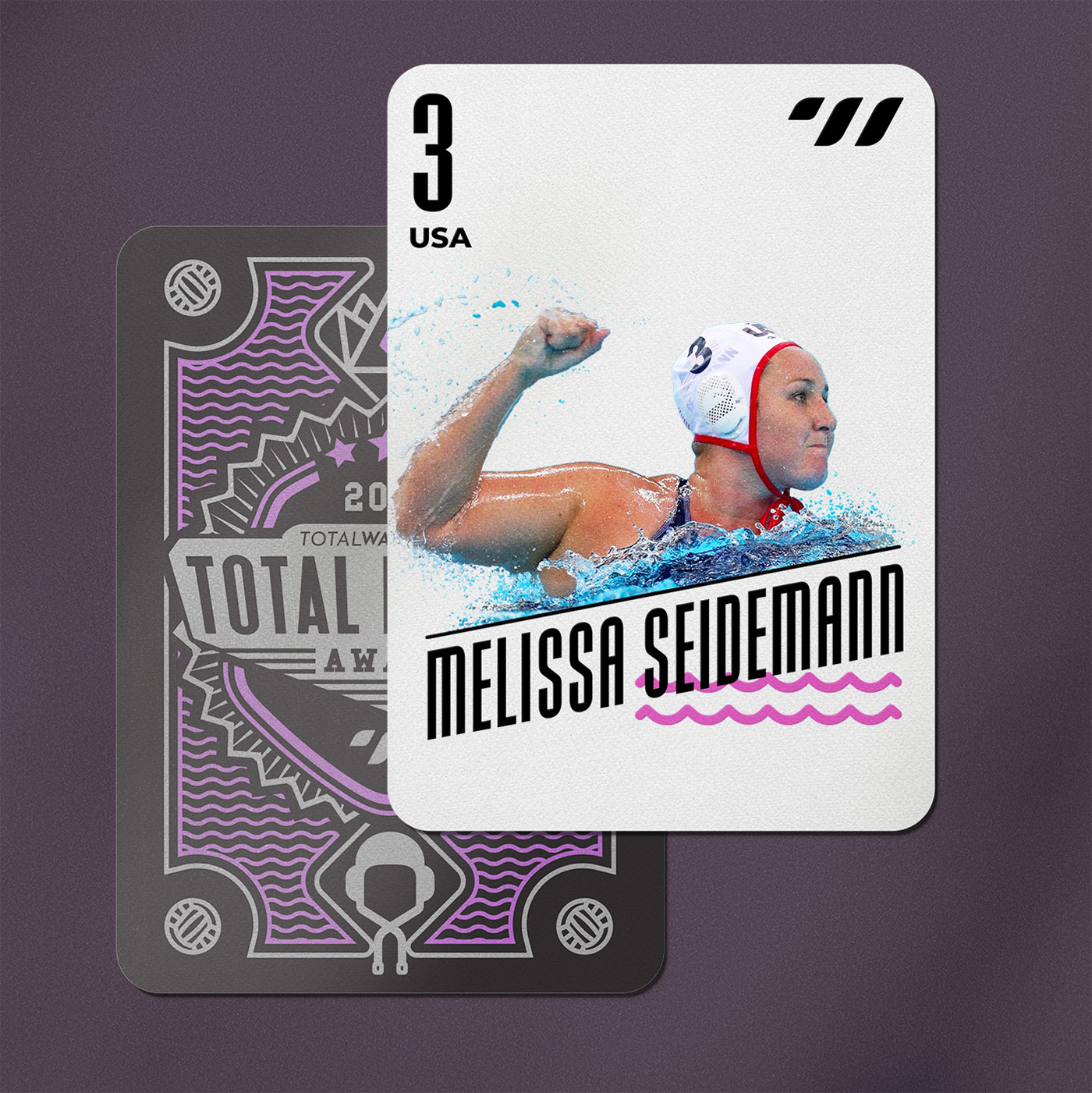 CENTER BACK - Melissa Seidemann (USA)