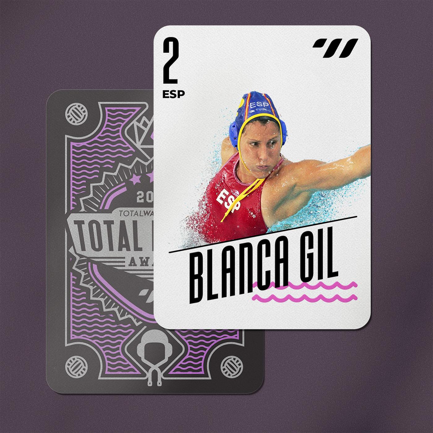 CENTER BACK - Blanca Gil (ESP)