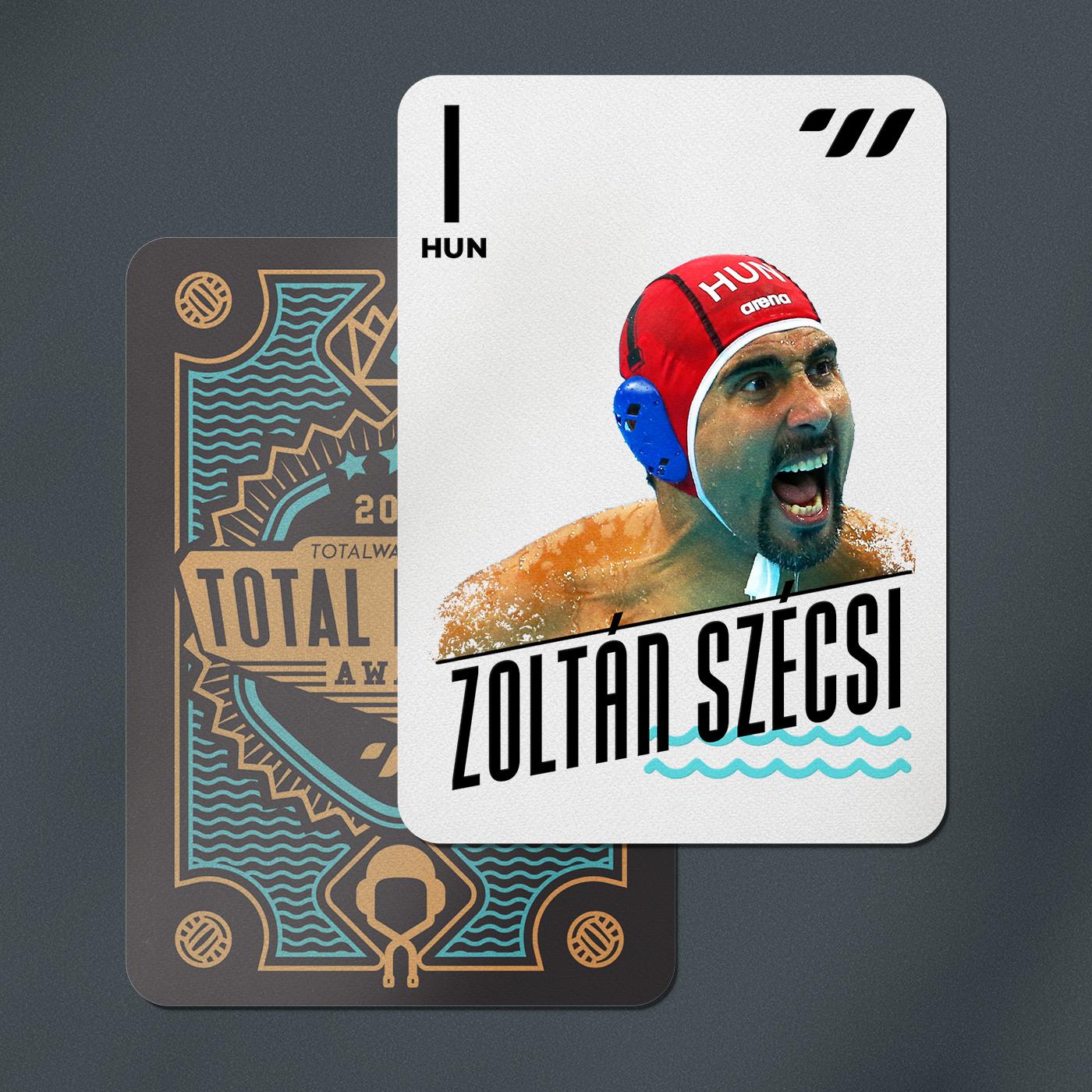 GOALKEEPER - Zoltan Szecsi (HUN)