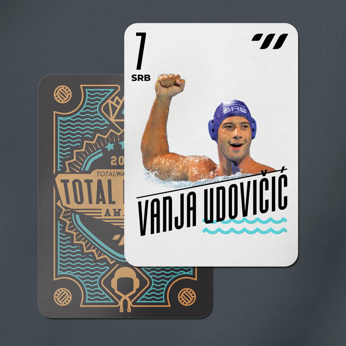 CENTER BACK - Vanja Udovicic (SRB)