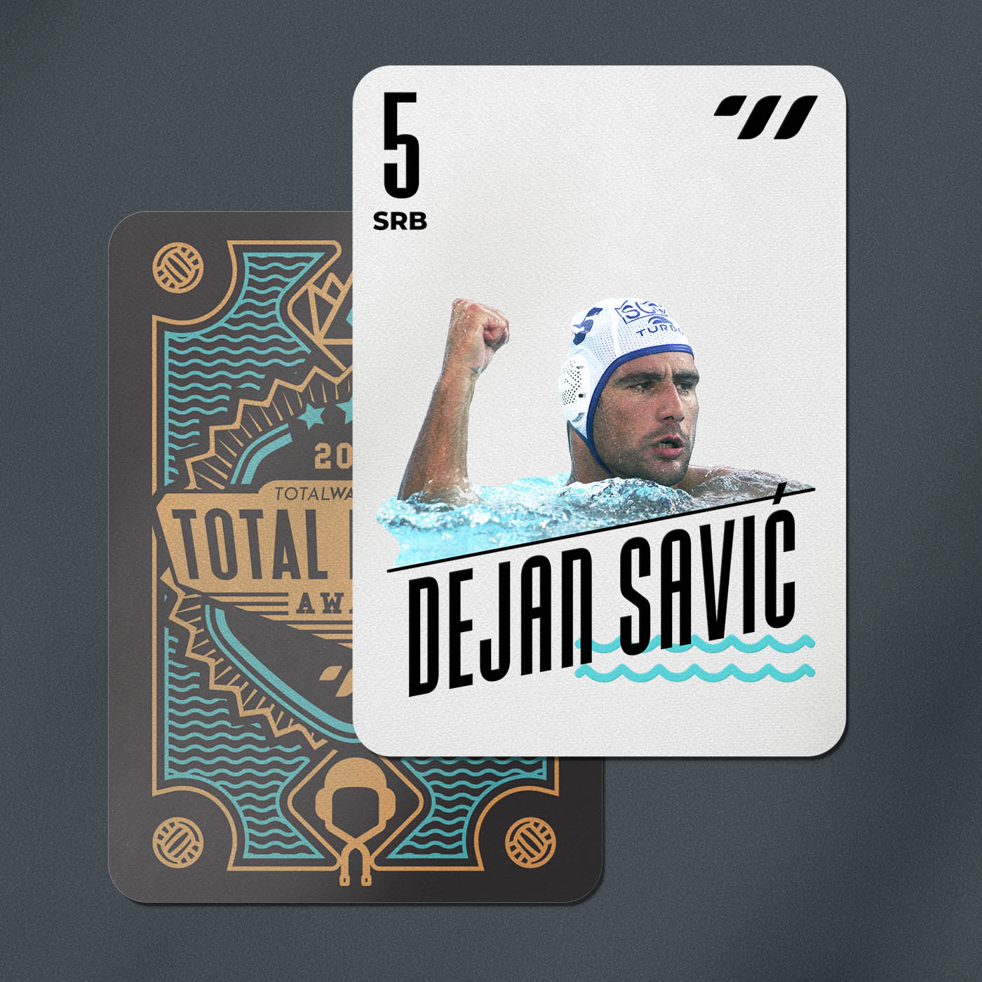 CENTER BACK - Dejan Savic (SRB)