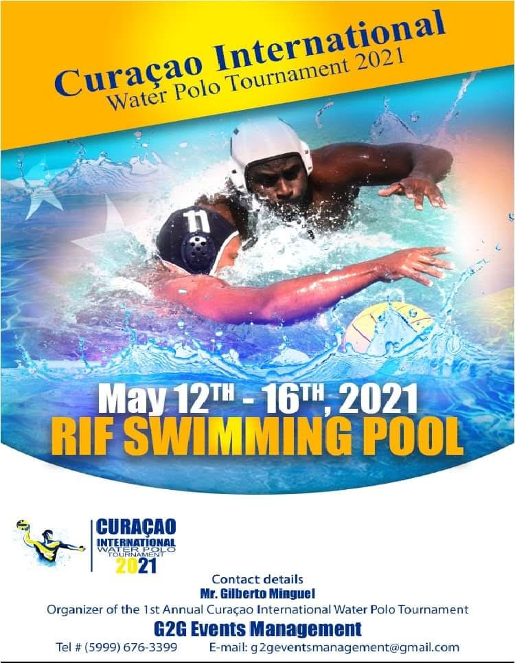 Curacao International tournament poster