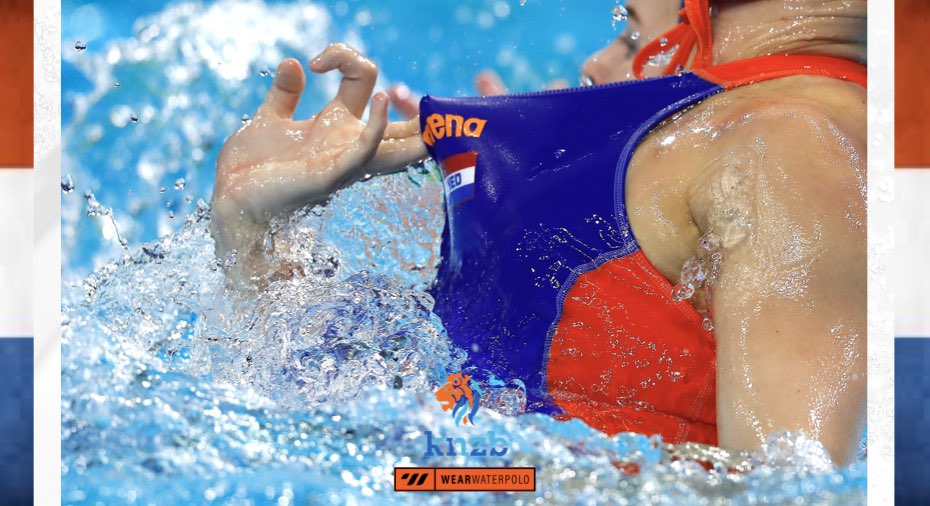 Dutch women's water polo league