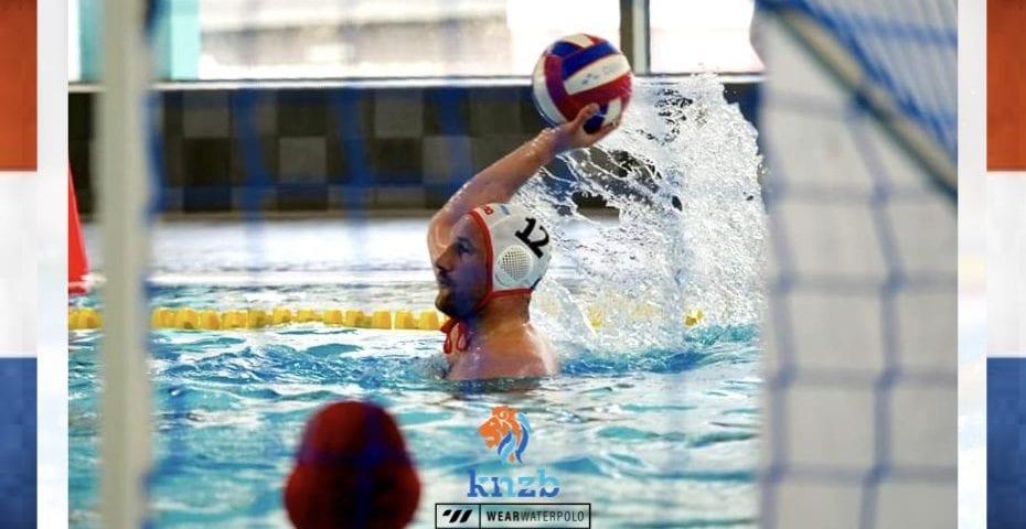 Dutch water polo league