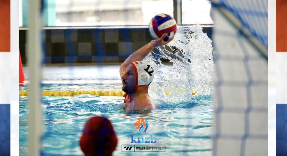 Dutch water polo league