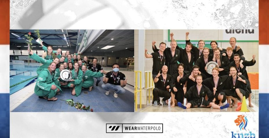 Eredivisie Champions - Polar Bears & Polar Bears