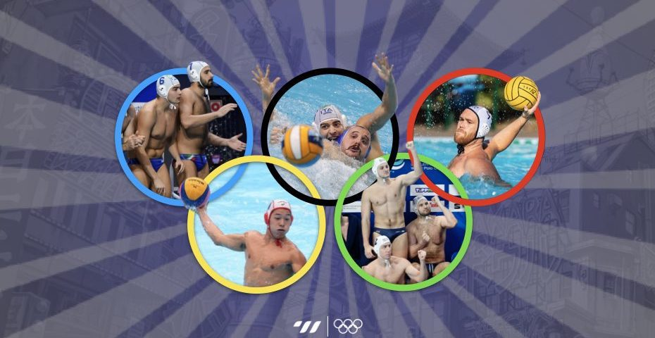 Men's Olympic Tournament group A