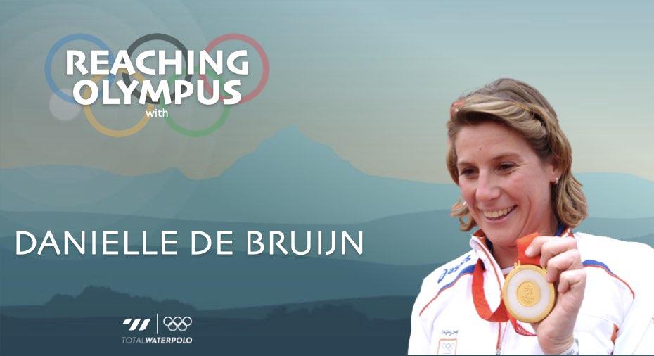Reaching Olympus - Danielle de Brujin