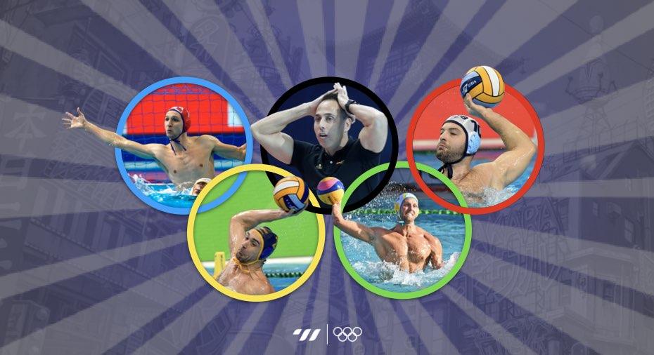 Men's Olympic Tournament Group B