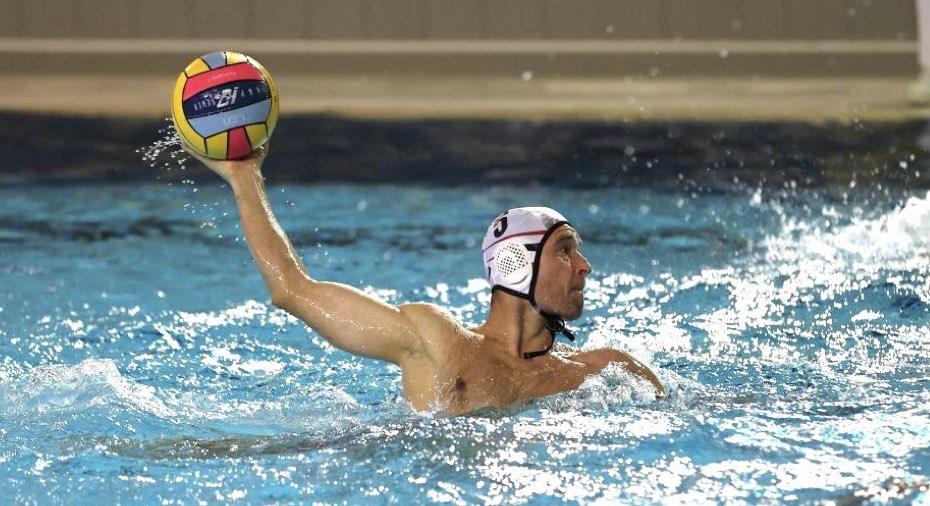 Belgium water polo league